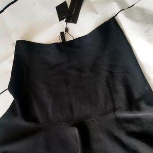 BCBG Max Aria Black Skirt